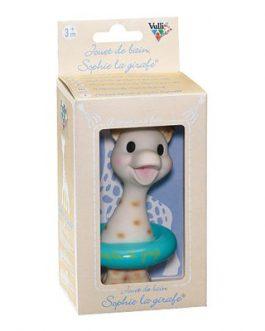 צעצוע אמבטיה סופי הג'ירפה