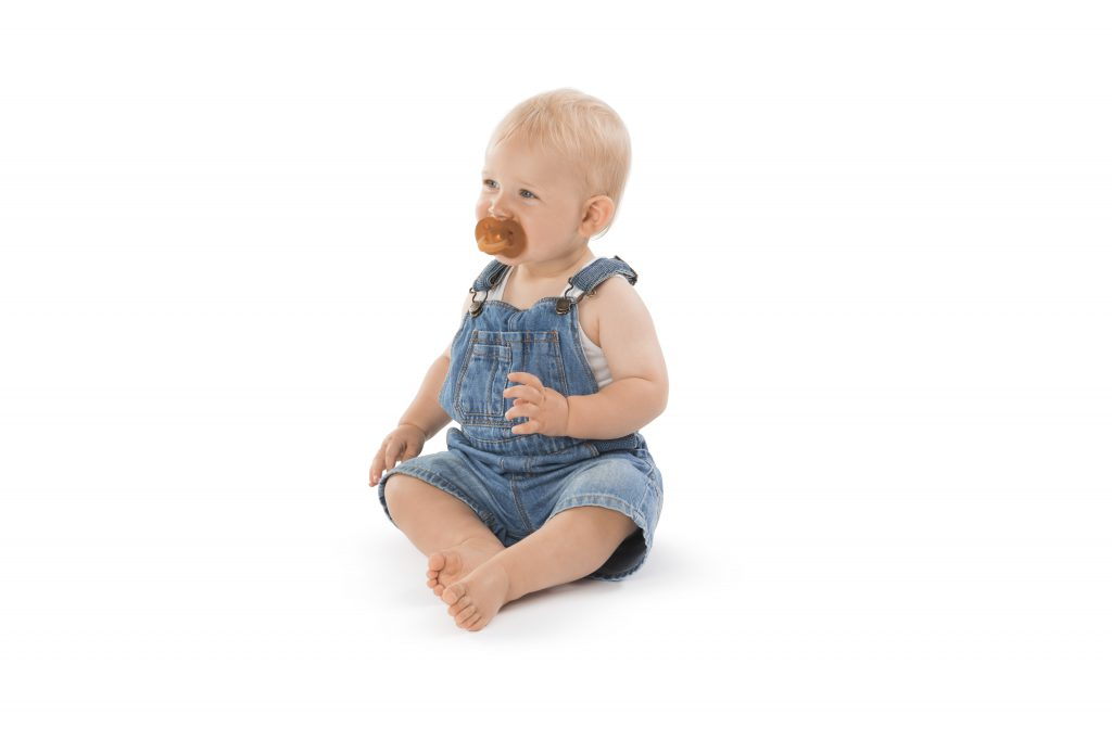 220127 - So'pure Natural rubber pacifier 0-6 months - baby